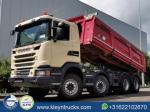 ScaniaG490 e6 meiller bordmatic
