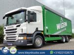 ScaniaP320 6x2*4 e6 125 tkm