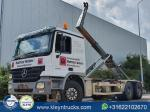 Mercedes BenzACTROS 2641 6x4 eps voith ret.