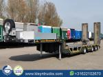 GoldhoferSTN-L 3 HYDR. RAMPS machine transporter