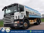 ScaniaP114.340 19000 ltr fuel