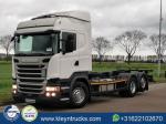 ScaniaR450 highline