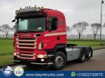 ScaniaR500 euro 5 v8 6x2 boogie