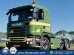 ScaniaG410 6x2/4 397tkm 2x pto
