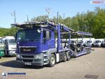 MANTGS 24.440 6x2 RHD Lohr car transporter