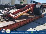 NooteboomJPD35E 1 AXLE dolly 33t 38t
