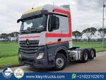 Mercedes BenzACTROS 2548 6x2 bigspace 2x tank