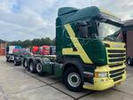 ScaniaR 490 HL 8x2/4   Retarder   Container-transport
