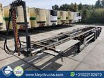 Van Hool3C1016 TIPPER 40-45 3 axles bpw