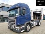 ScaniaG450 G 450 / Retarder / Kipphydraulik
