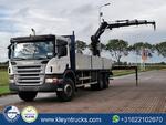 ScaniaP340 6x4 man. hiab 200-4